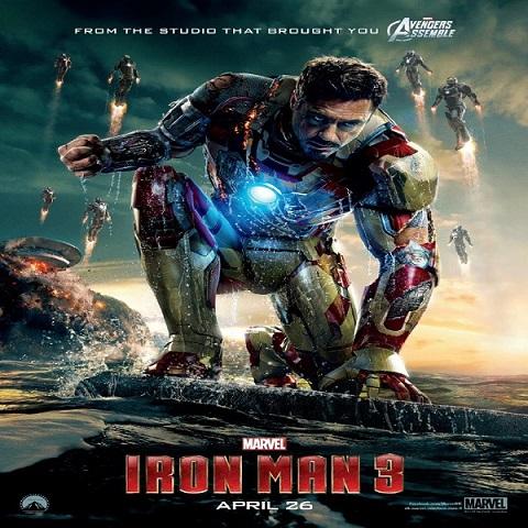 دانلود فیلم Iron Man 3 2013 با دوبله فارسی