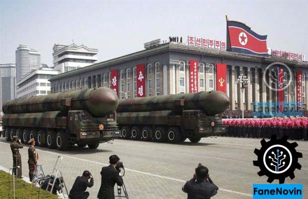 تهدید کره شمالی