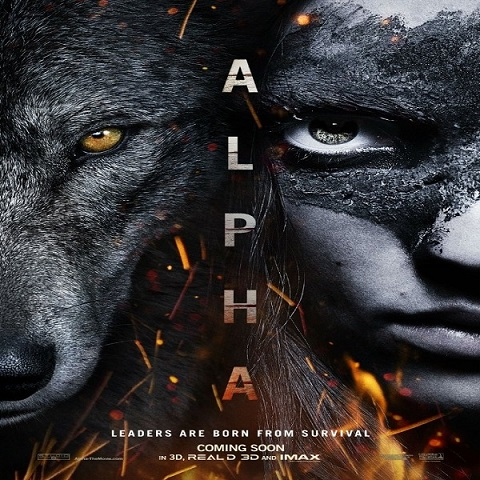 دانلود فیلم Alpha 2018 با دوبله فارسی