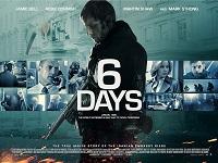 دانلود فیلم 6 روز - 6Days 2017