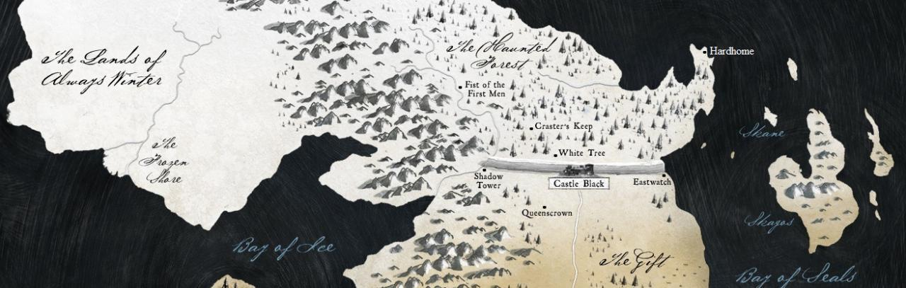 نقشه دیوار