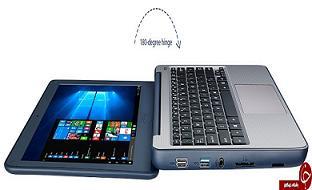 عرضه اولين لپ تاب با سيستم عامل windows 10 s