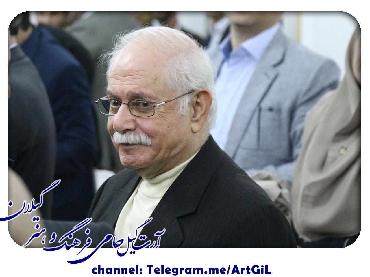 بیوگرافی استاد ناصر مسعودی
