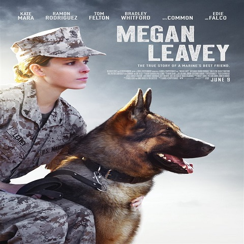 دانلود فیلم Megan Leavey 2017 با دوبله فارسی