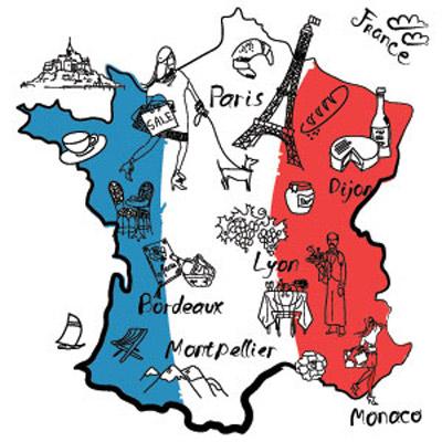 خرید آموزش زبان فرانسه نصرت