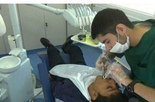 دندان پزشکي رايگان در روستاي استخر | مجله اينترنتي هلو