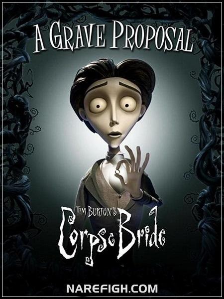 دانلود انیمیشن عروس مرده دوبله فارسی