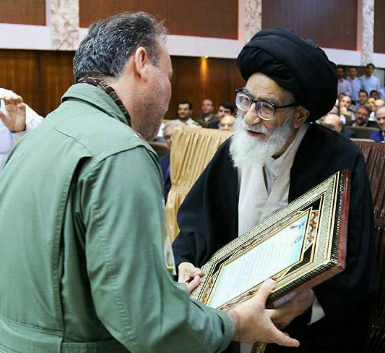 انتصاب یک قاضی جهانی (امیر سرتیپ دوم خلبان سید جاوید هاشمی)به عنوان فرمانده جدید پایگاه هوایی شهید فکوری