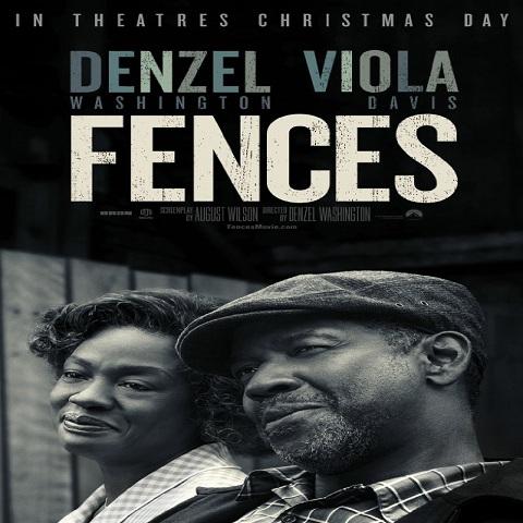 دانلود فیلم Fences 2016 با دوبله فارسی