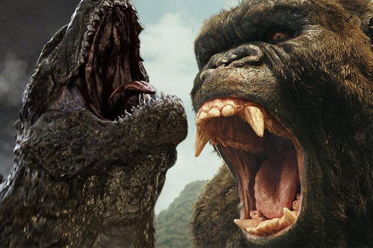 اتفاقات فیلم Godzilla vs Kong در زمان حال جریان دارد