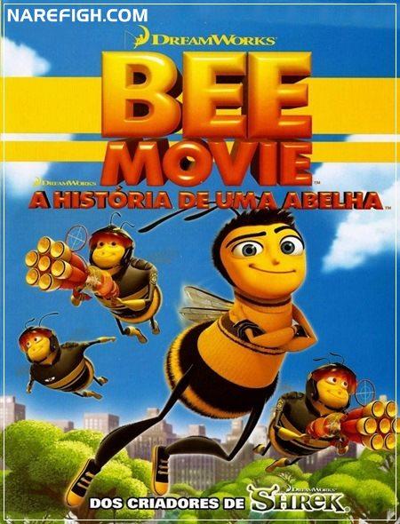 دانلود انیمیشن بری زنبوری با لینک مستقیم