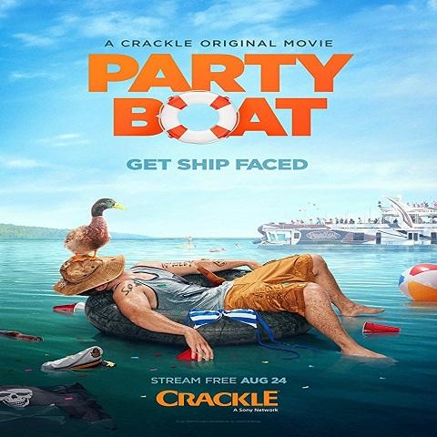دانلود فیلم Party Boat 2017 با دوبله فارسی