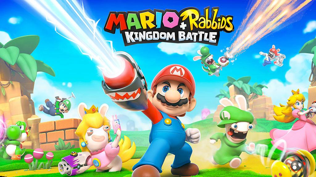 با نمرات MARIO + RABBIDS: KINGDOM BATTLE همراه باشید