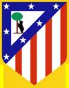 لوگوی باشگاه اتلتیکو مادرید