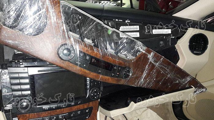 تعمیرگاه بنز تارک خودرو