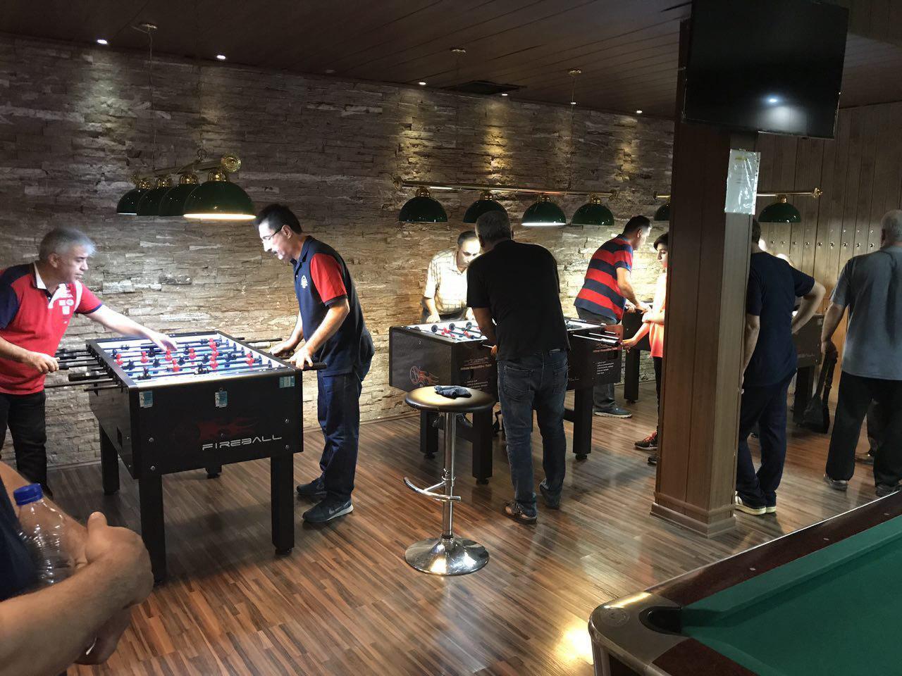 مسابقات پیشکسوتان در تهران برگزار شد