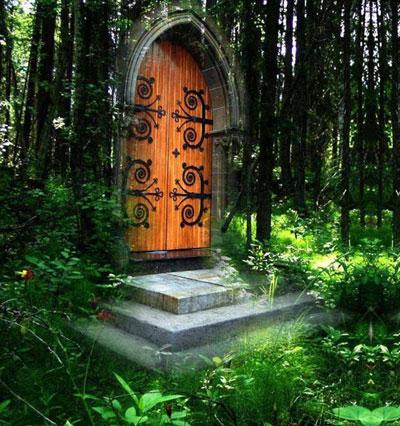 دروازه بهشت ب العالمین