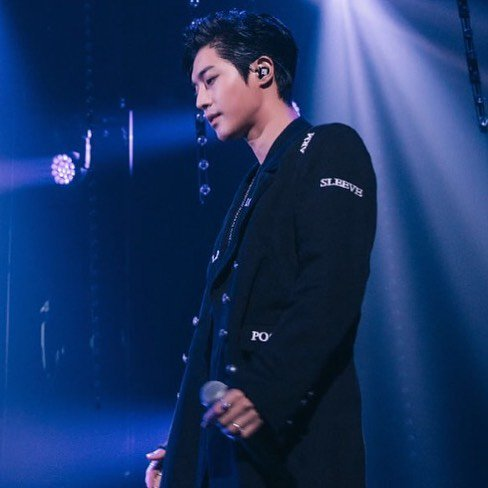 [Photo] Kim Hyun Joong Japan Mobile Site Update [2017.08.30]