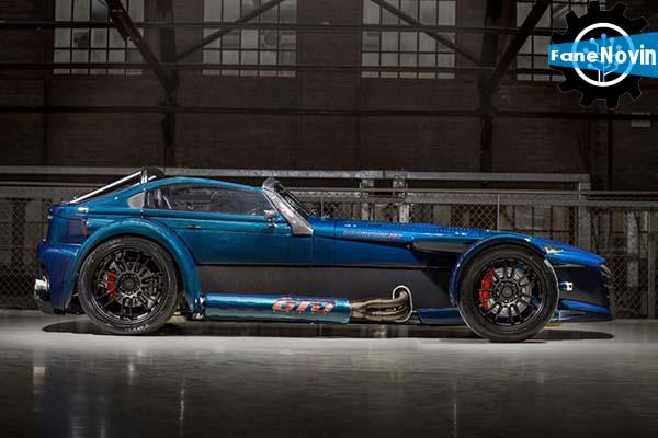 دانکروورت D8 GTO RS fanenovin  فن نوین
