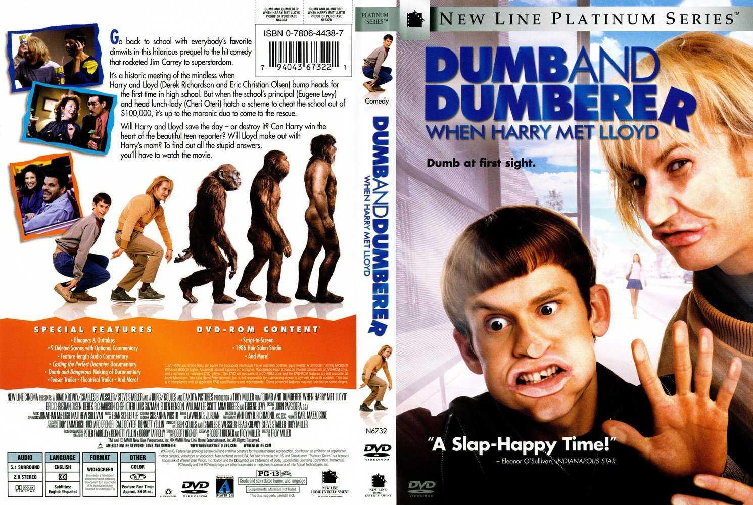 کاور فیلم های Jim Carrey