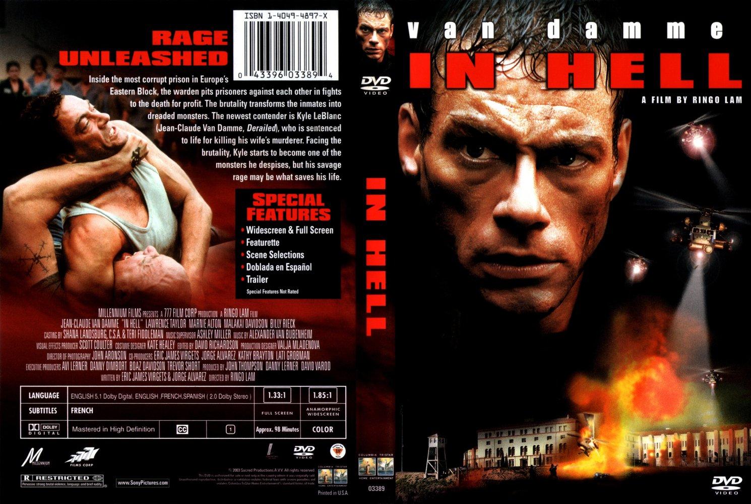 کاور فیلم در جهنم