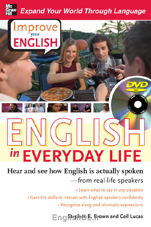 Improve Your English: English in Everyday Life کتاب
