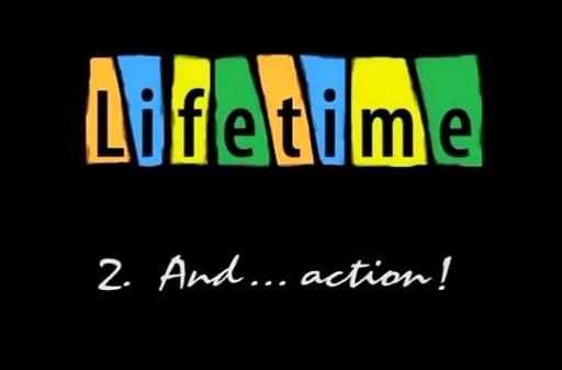 درس دوم مکالمه ویدویی Life time