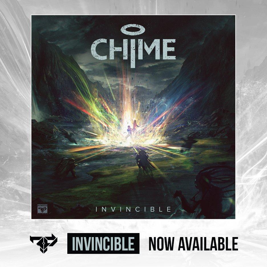 دانلود اهنگ Chime به نام Invincible