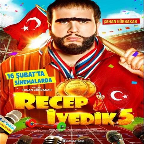 دانلود فیلم Recep Ivedik 5 2017 با دوبله فارسی