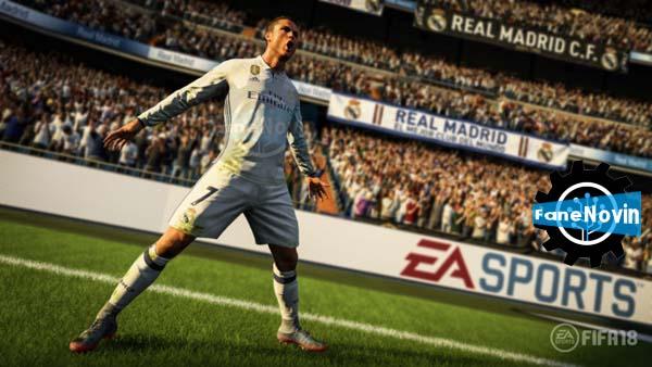 سیستم مورد نیاز بازی فیفا 18 منتشر شد فن نوین