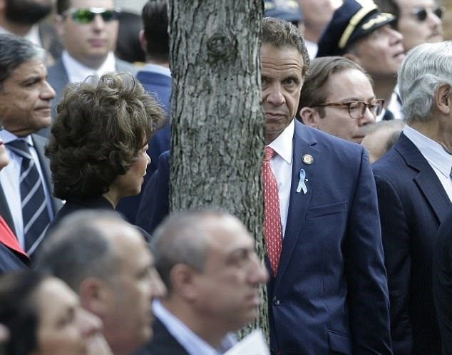 شانزدهمین سالگرد حمله یازده سپتامبر در کاخ سفید