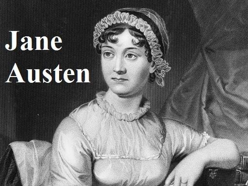 جین آستن - Jane Austen