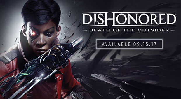 کرک بازی Dishonored Death Of The Outsider