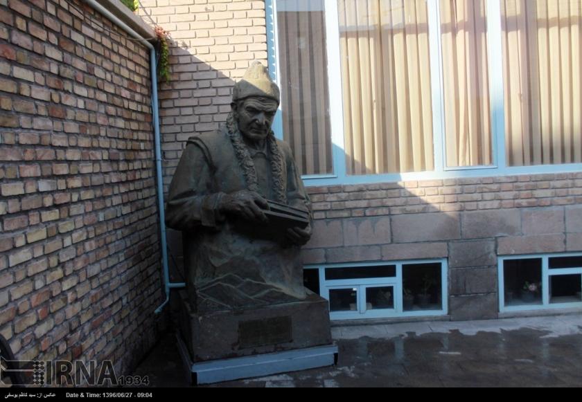 مجسمه شهریار