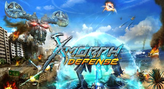 ترینر بازی X Morph Defense