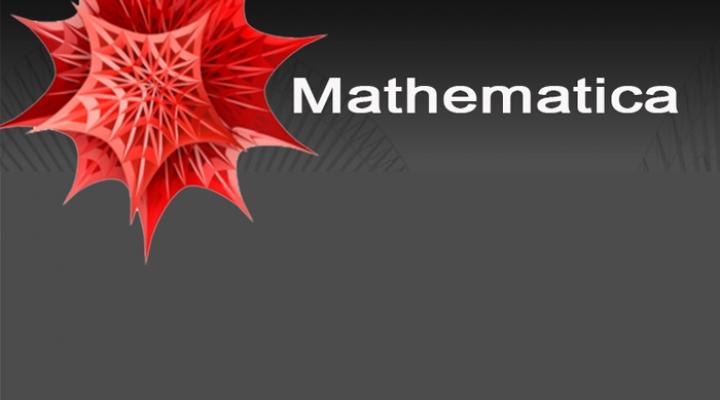 آموزش مقدماتی نرم افزار برنامه نویسی mathematica