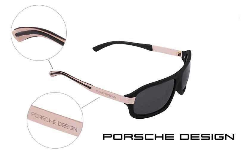 عینک مردانه آفتابی پورشه دیزاین