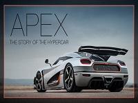 دانلود مستند اوج: داستان ابراتومبیل ها - Apex: The Story of the Hypercar 2016