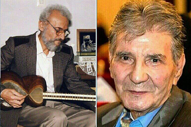 استاد احمدعلی راغب درگذشت نادر گلچین خواننده نامی گیلانی را تسلیت گفت