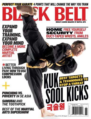 Black Belt October-November 2017
