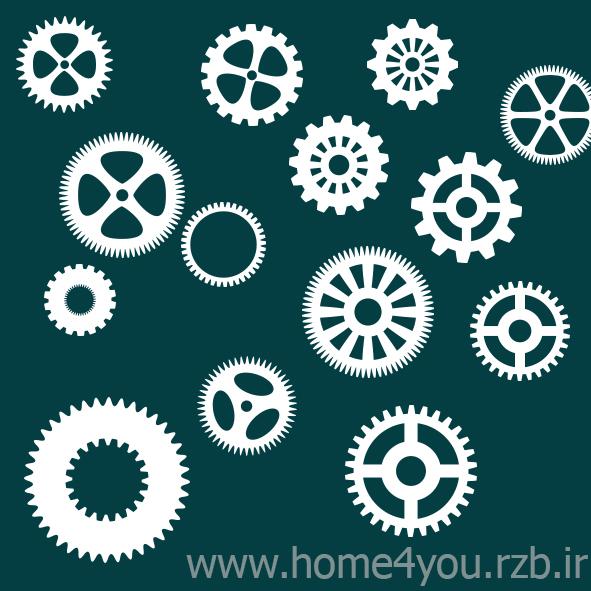 شیپ انواع چرخ دنده