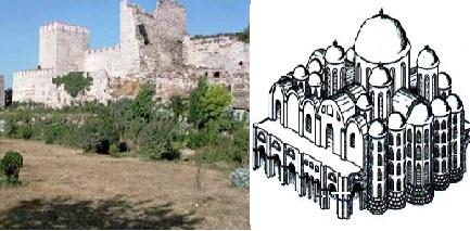 دانلود پاورپوینت هنر صدر مسیحیت، بیزانس معماری اسلامی