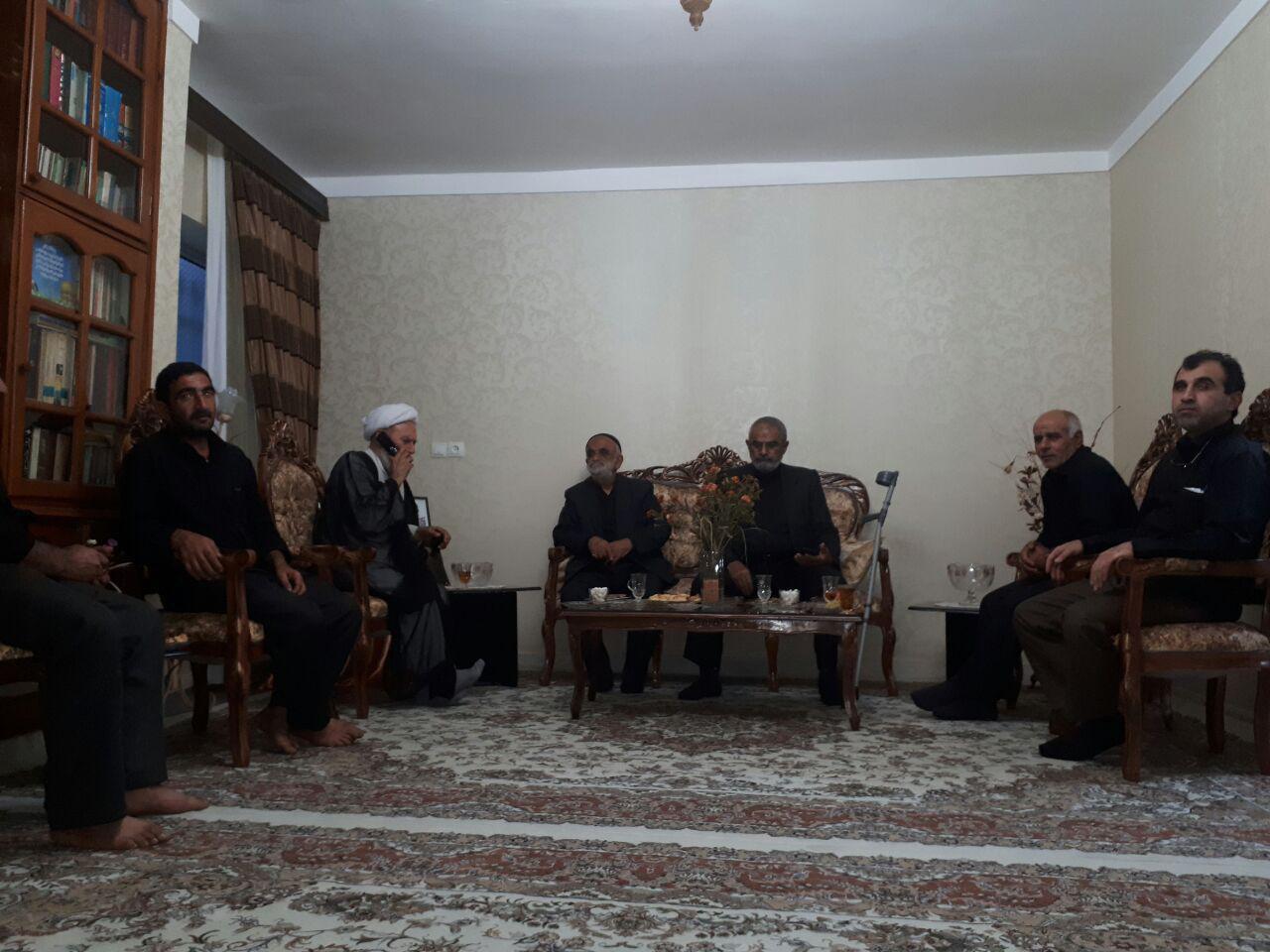 حجة الاسلام والمسلمین شیخ مرتضی چلوئی دارابی