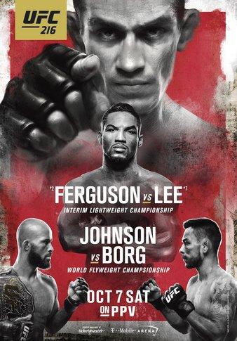 دانلود یو اف سی 216 | UFC 216: Ferguson vs. Lee