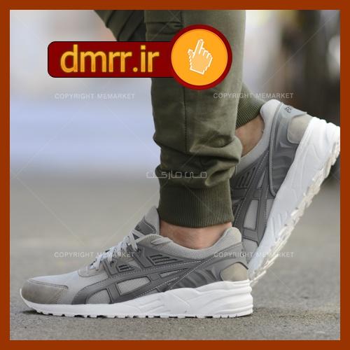 خرید  کفش طوسی اسپرت مردانه نرم و راحت
