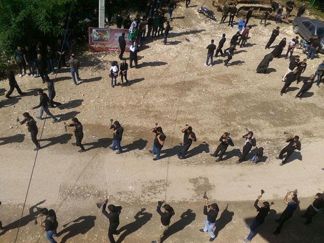 تاسوعا در اوسا (8 مهر 1396) شنبه 8 مهر 1396. عکاس: رنگین کمان