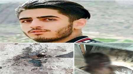 دانلود فیلم قتل جوان مهابادی صادق برمکی توسط دوستانش + جزئیات قتل