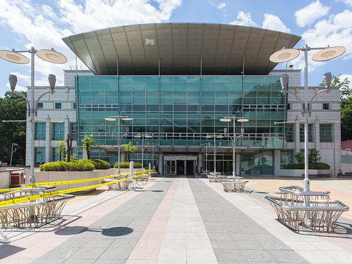 Detailed concert venue in December Official and Korean media  - Korea University School Tea (Fajon) gymnasium 2017.09.22