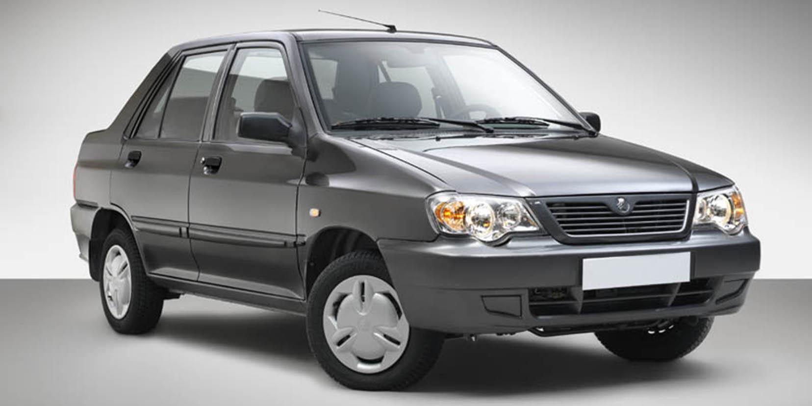 پراید به عنوان یکی از بی کیفیت ترین خودروهای ایران شناخته شد