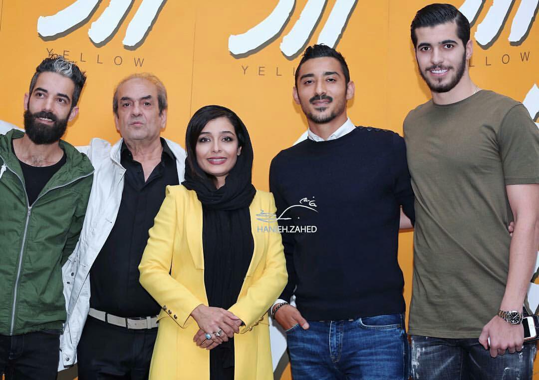 عکسهای جشن تولد ساره بیات